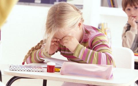 视觉训练导致弱视儿童近视化