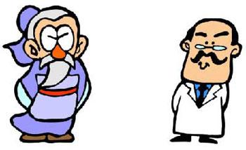 中西医治疗弱视的效果比较